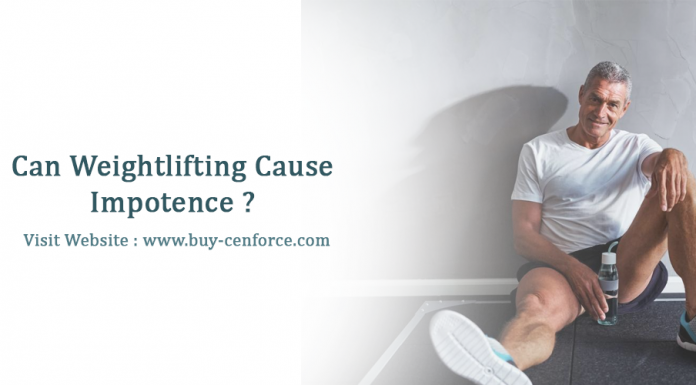 Can weightlifting cause impotence