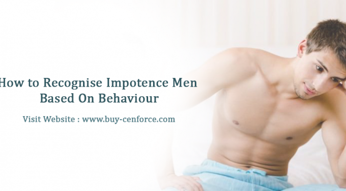 How to recognise impotence men based on behaviour