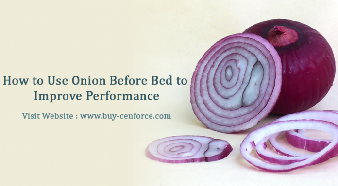 How to Use Onion Before Bed to Improve Performance