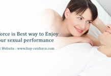 Cenforce is best way to enjoy your sexual performance