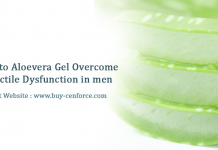 How to aloevera gel overcome erectile dysfunction in men