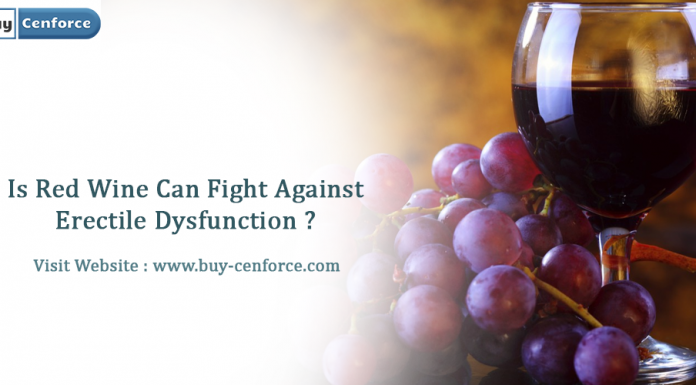 Is red wine can fight against erectile dysfunction ?