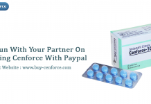 Have Fun With Your Partner On Bed Using Cenforce With Paypal