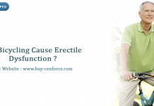 Can Bicycling Cause Erectile Dysfunction